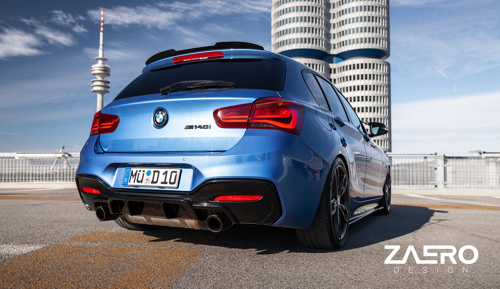 ZAERO-DESIGN-EVO-1-DIFFUSOR-FÜR-BMW-1ER-M135-M140-F20-F21-HECKDIFFUSOR-SPOILER-BODYKIT