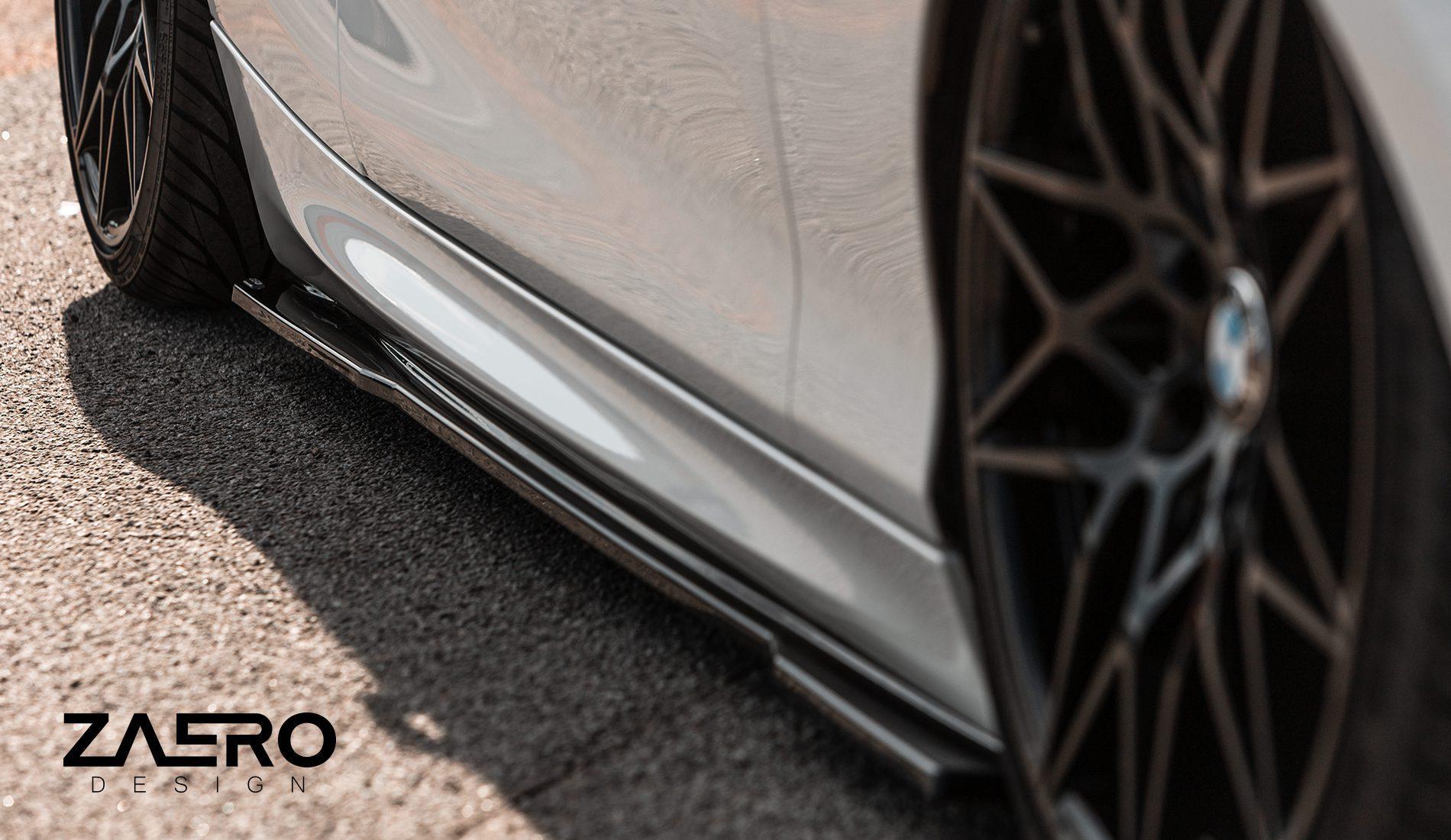 ZAERO-DESIGN-EVO-1-SEITENSCHWELLER-FÜR-BMW-1ER-116i-118i-120i-125i-M135-F20-F21-SCHWELLER-SEITENLEISTEN-BODYKIT