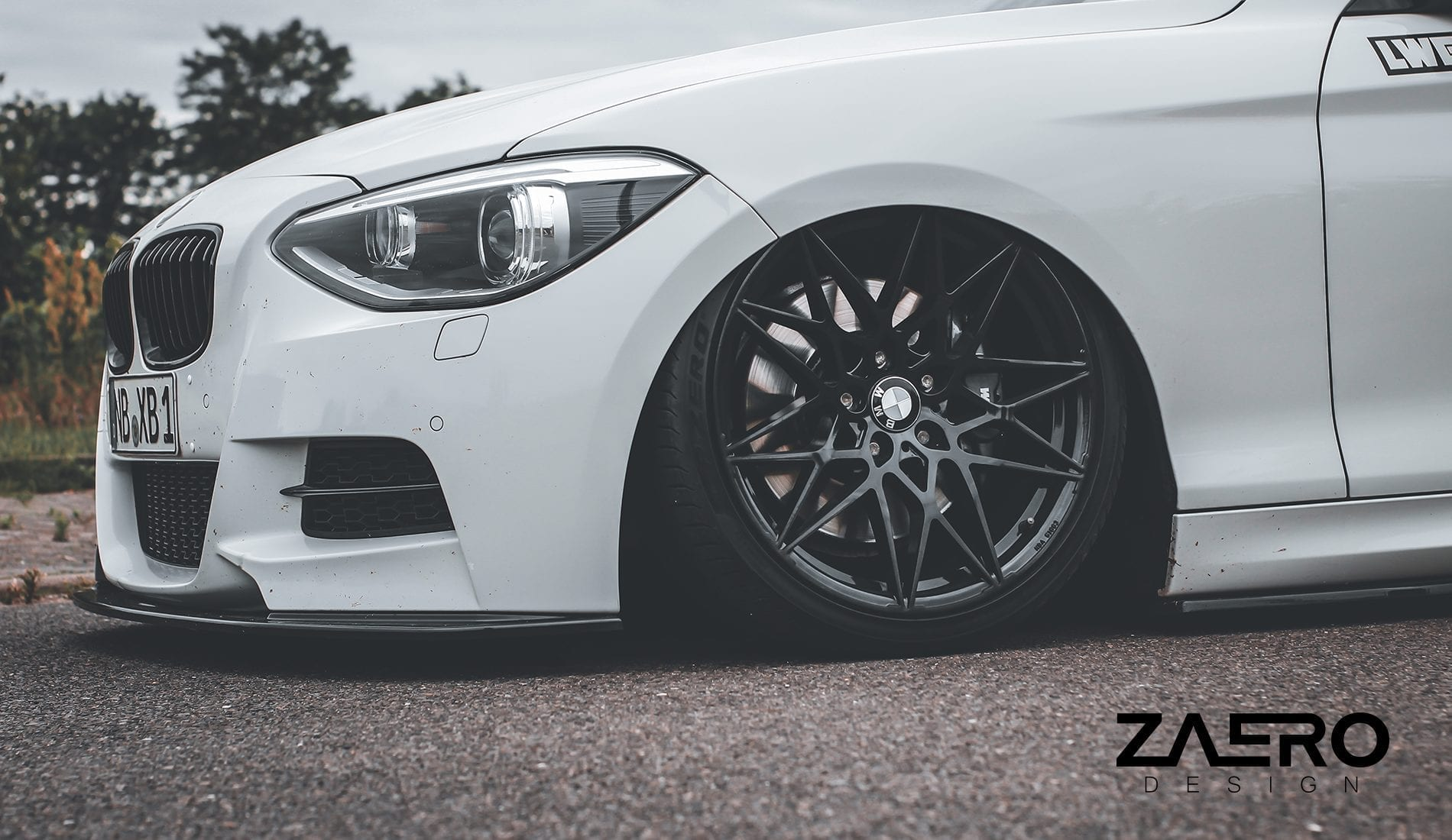 ZAERO-DESIGN-EVO-1-FRONT-LIP-FOR-BMW-1-SERIES-116i-118i-120i-125i-M135-F20-F21-PRE-LCI-SPLITTER-SPOILER-BODY-KIT-EXTENSION