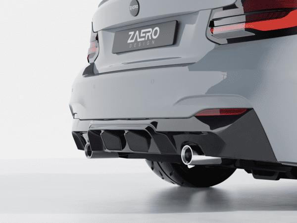 ZAERO-DESIGN-EVO-1-DIFFUSER-FOR-2-SERIES-F22-F23-REAR-VALANCE-SPLITTER-M235-M240
