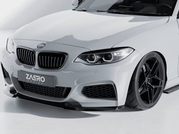 ZAERO-DESIGN-EVO-1-FRONT-LIP-FOR-BMW-2-SERIES-F22-F23-SPLITTER-SPOILER-BODY-KIT-M235-M240